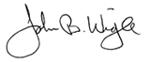 John B. Wigle